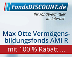 Max Otte Vermögensbildungsfonds ohne Ausgabeaufschlag